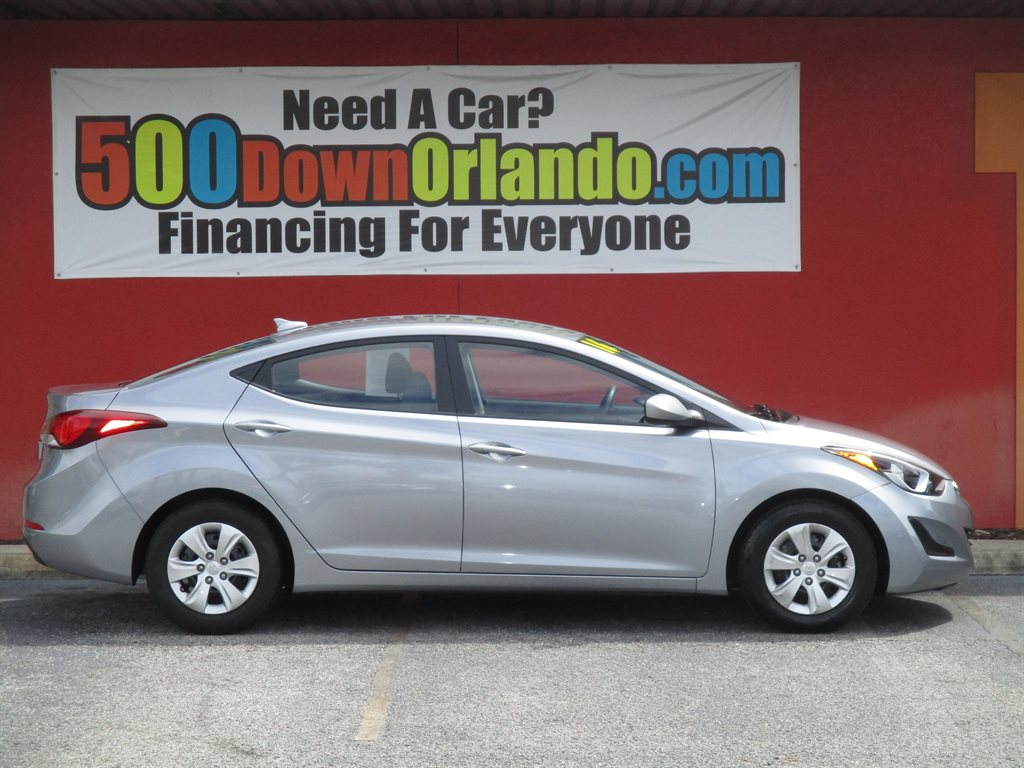 Hyundai Elantra: General Information
